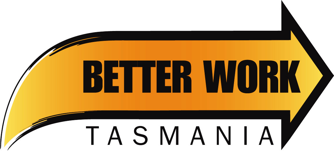 Better Work Tasmania logo